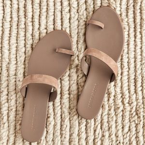 Jenni Kayne Oiled Leather Strap Sandal